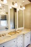 Bathroom Vanity Wall Panels Images
