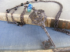 Key to Dreaming Necklace