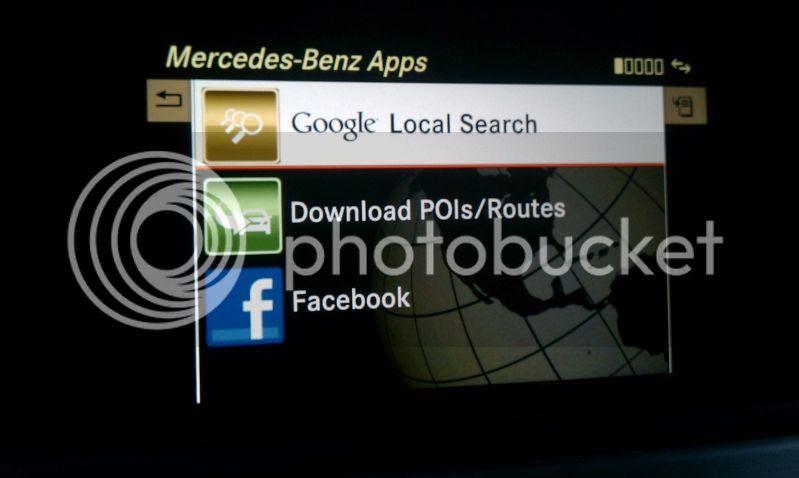 Comand Online Mercedes Benz Apps Down Mbworld Org Forums