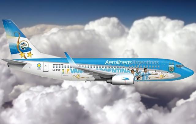 Mundial 2014 | Así será el avión que trasladará a la Selección a Brasil
