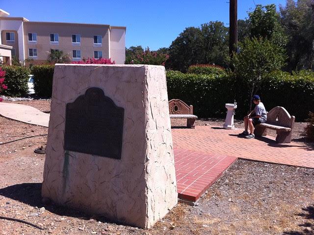 California Historical Landmark #12