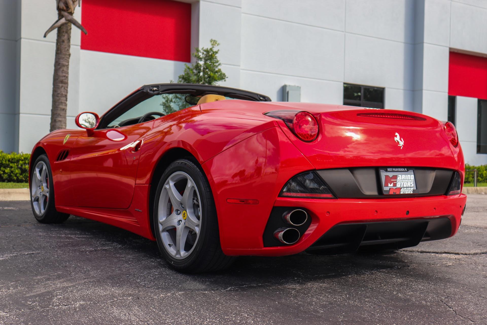 Used 2010 Ferrari California For Sale ($94,900) | Marino ...