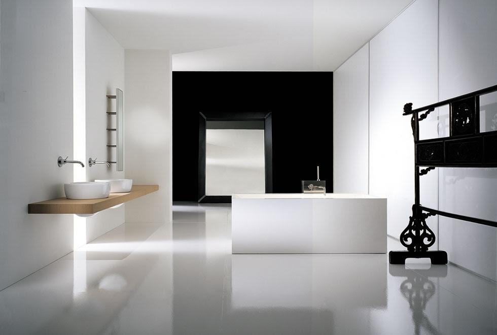 Very Big Bathroom Inspirations from Boffi - DigsDigs