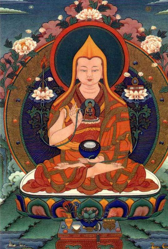 Lama_Je_Tsongkhapa