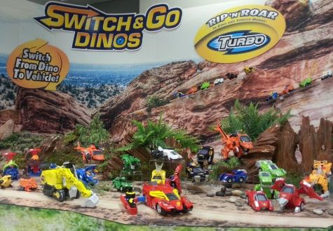 VTech Switch & Go Dinos Turbo