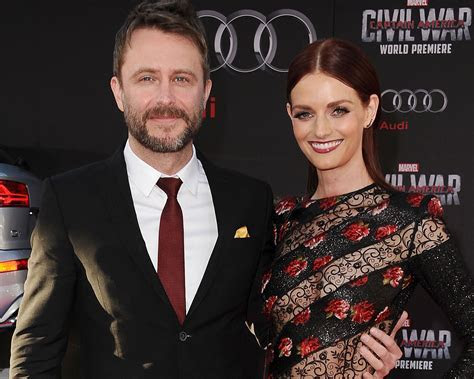Lydia Hearst Marries Chris Hardwick in Pasadena Wedding