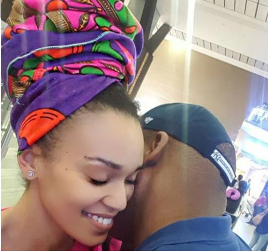 Pearl Thusi Confesses Shes Deeply In Love With Her Man Robert