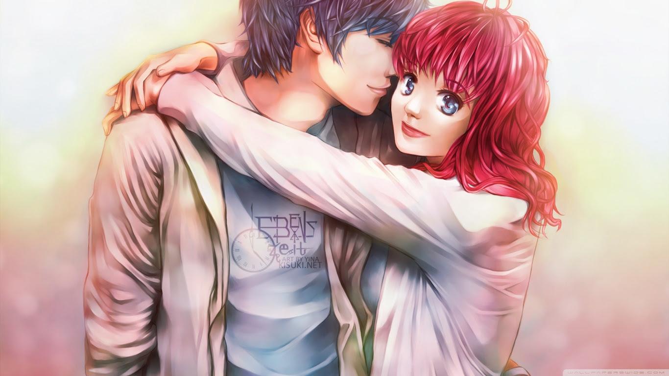 Anime Love Wallpaper Hd 3d gambar ke 18