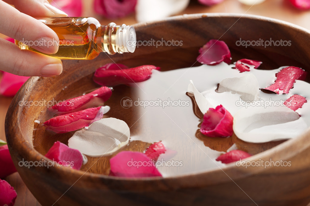Click Here for Aromatherapy