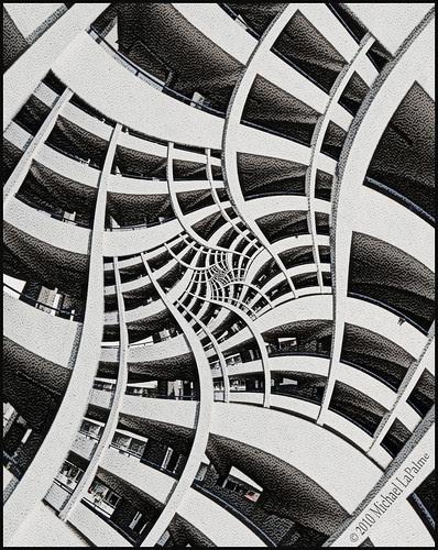 Impossible Architecture © 2012 Michael LaPalme