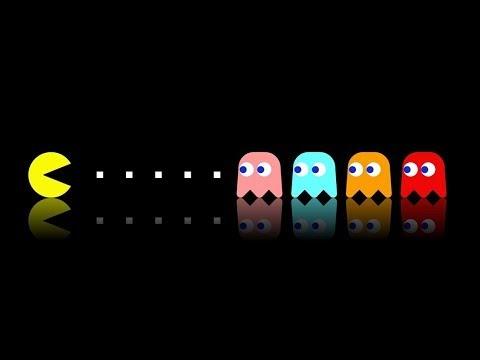 Facebook Messenger Game / Pacman