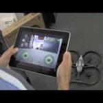 Πιλοτάροντας το AR. Drone με ένα iPad