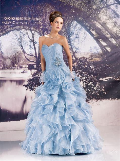 Miss Paris, 133 22 Bleu   Superbes Robes De Mariée Pas