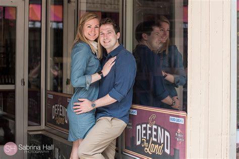 Jen   David's Cleveland Ohio Engagement Session