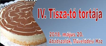 Tisza-tó tortája