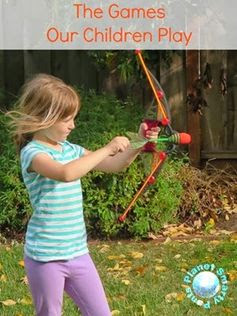 Gifted Children at Play from Planet Smarty Pants #giftedchildten