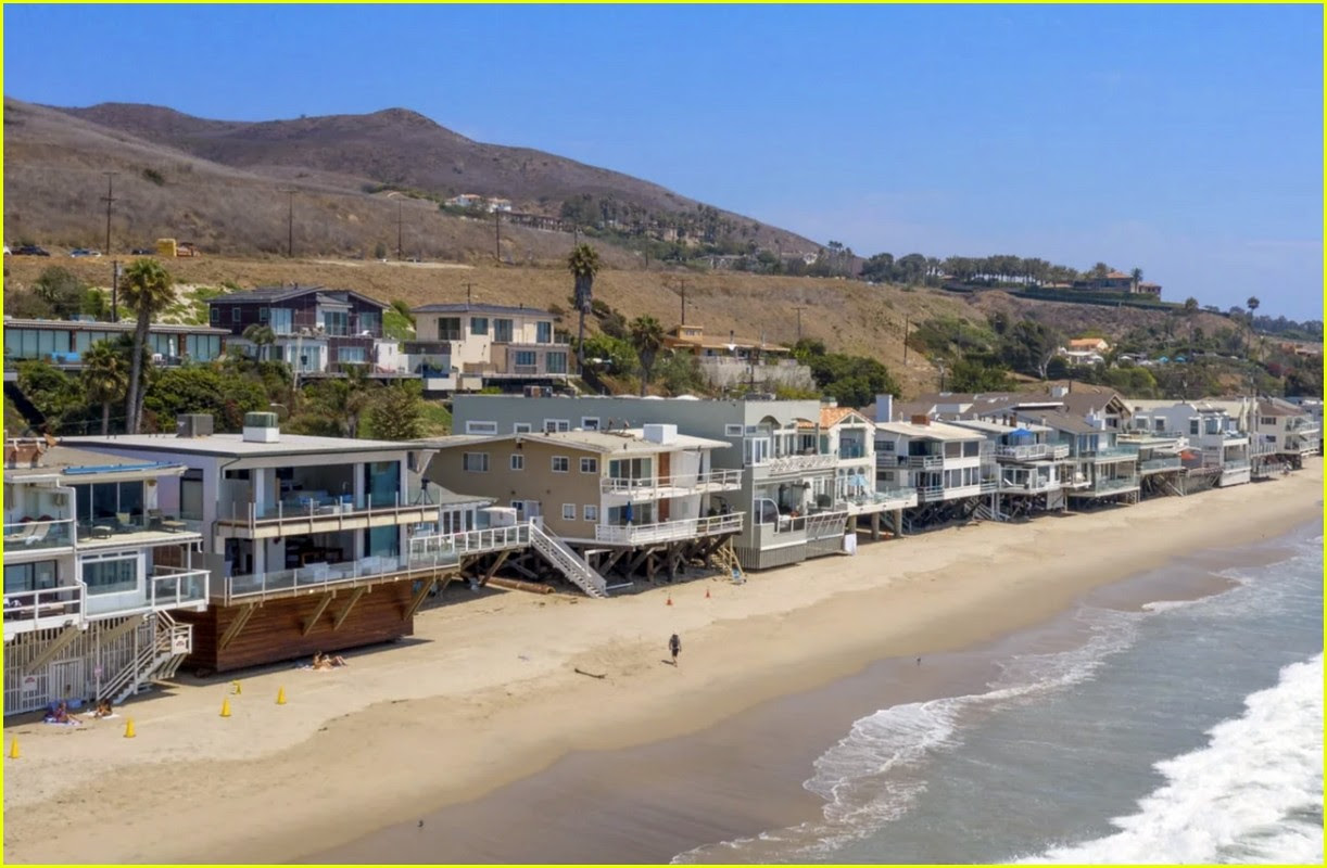 Matthew Perry Sells Malibu Beach House for $13 Million ...