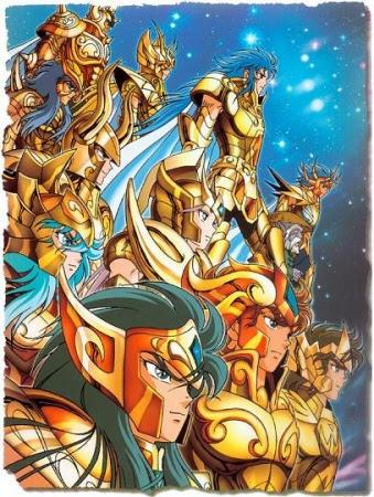 Descargar Los Caballeros del Zodiaco HD por mega