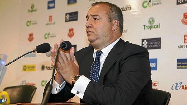 Imagen de archivo del empresario grancanario Miguel Ángel Ramírez. | EUROPA PRESS