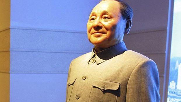 Deng e quell'accenno alle rivoluzioni colorate