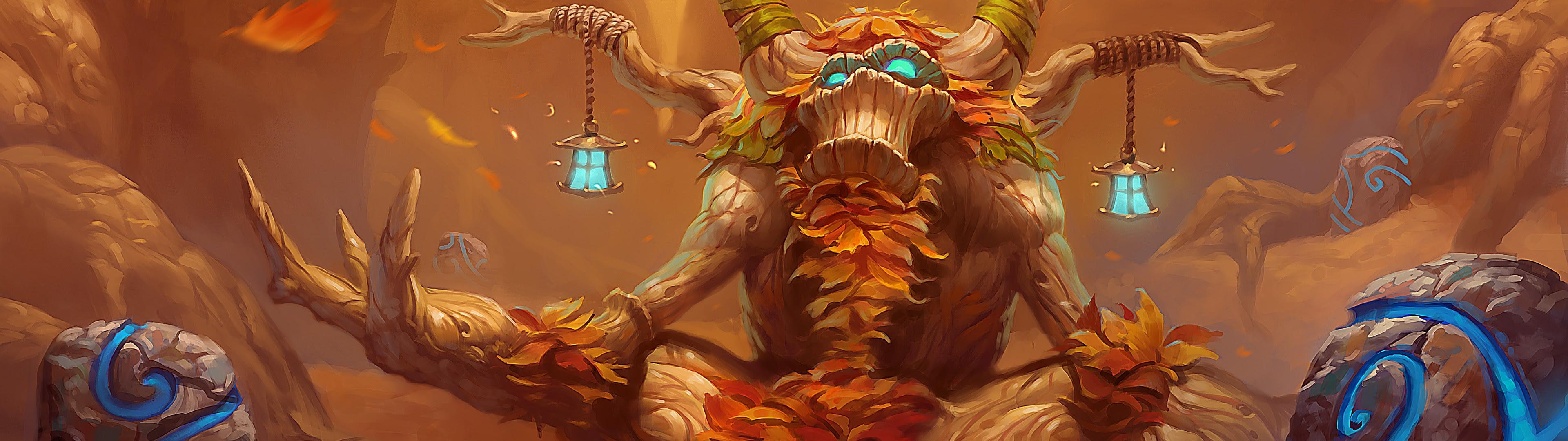 World Of Warcraft Druid Mana Tree Dual Monitors Multiple