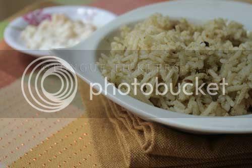 vegan,rice