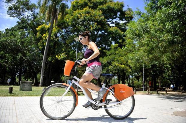Ciclismo é a nova onda da Capital Lívia Stumpf/Agencia RBS