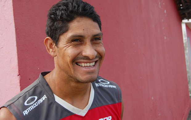 rodrigues, goleiro do Auto Esporte (Foto: Phelipe Caldas)