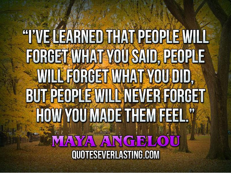 Quotes About Saying Forget You 33 Quotes