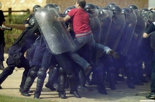 Riot man