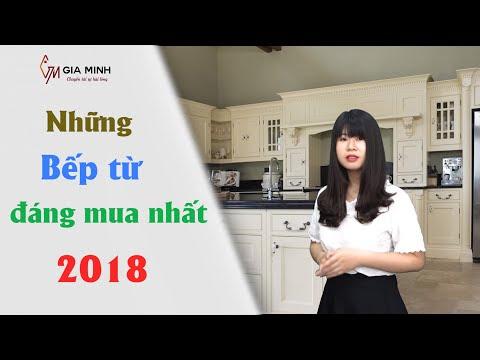 Đi tìm mẫu bếp từ đáng mua nhất năm 2018 - Bếp từ LATINO LTA2II