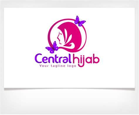 sribu logo design design logo  toko retail hijab mod
