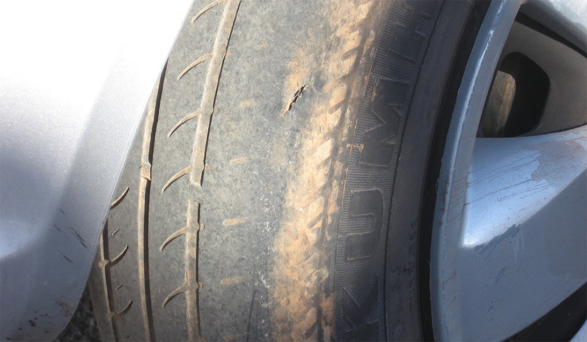 Over 10 Million Cars Are Being Driven With An Illegal Tyre Stu S Show Ams Mot In Weston