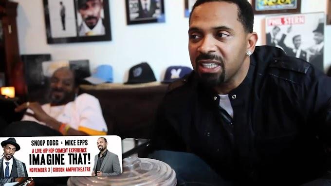 Snoop Dogg - Prank Calls A Hood Rat, With Mike Epps