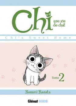 Couverture Chi, une vie de chat, tome 02