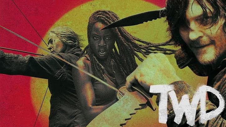 The Walking Dead - What It Always Is & Bonds - Review