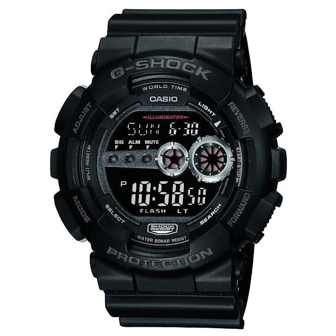 Casio Men's GD100-1BCR G-Shock X-Large