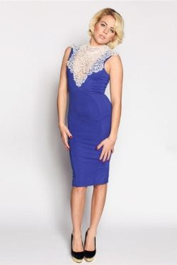 Lydia Rose Bright Gabriella Dress