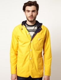 Percival Reversible Rain Coat