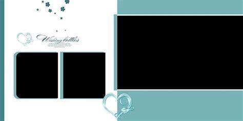 30x15 Wedding Album Design Psd Templates   StudioPk