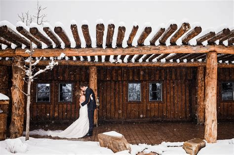 Charlie & Claire's Spruce Mountain Ranch Wedding in