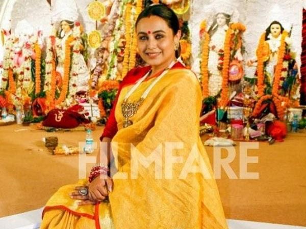 Rani Mukerji reveals her favourite Durga Puja moment