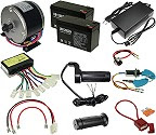 Electric Scooter Power Kits And Electric Bicycle