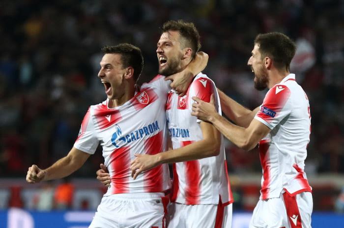 Résultats Rs Belgrade Tottenham 20192020