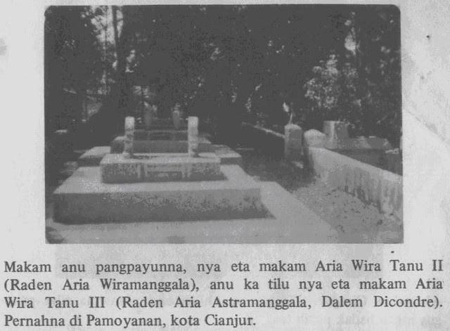Makam Aria Wira Tanu II
