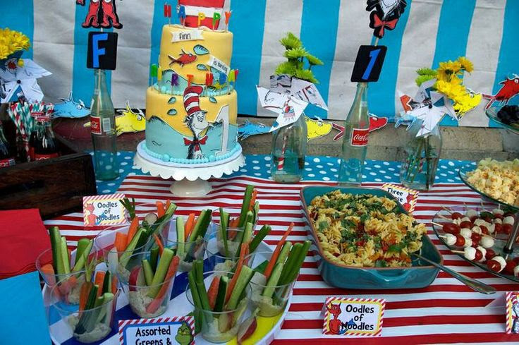 Dr Seuss food details ..