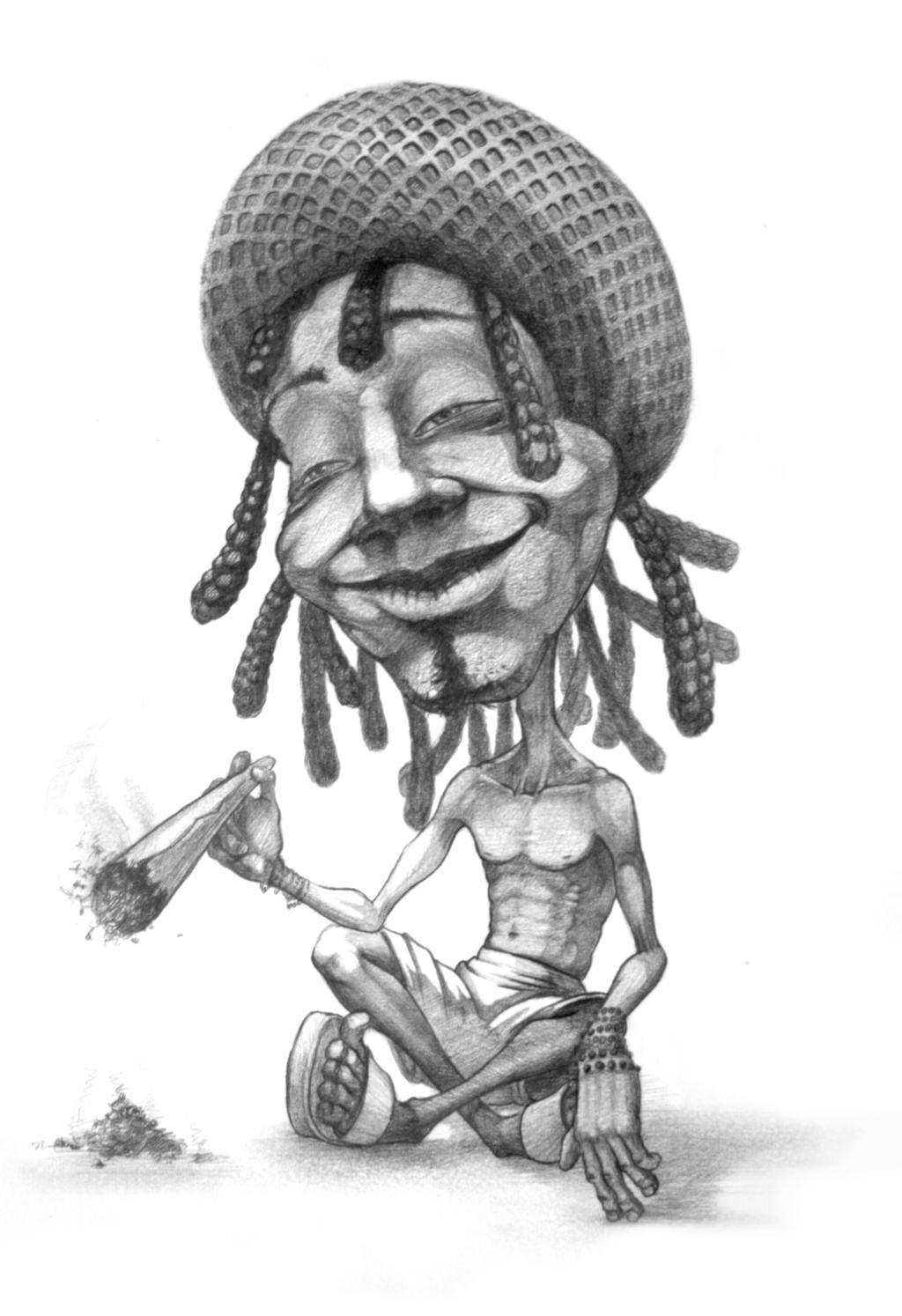 94 Gambar Animasi Tony Q Rastafara Paling Hist