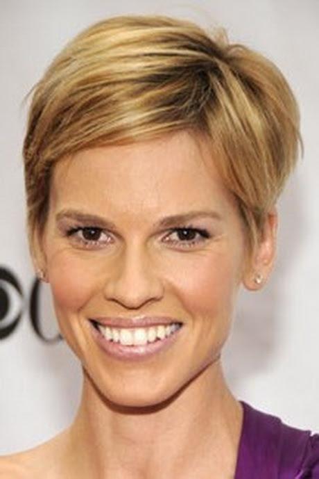 21 Short Haircut For Oblong Face Shape