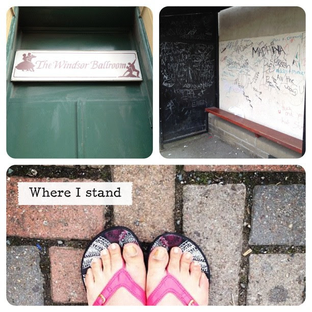 Day 21: where I stand