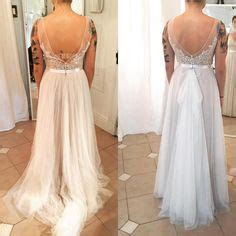 Seamstress can't add a bustle: Anyone else have the BHLDN